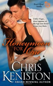 honeymoon for one romance novel