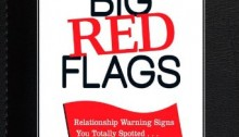 Big Red Flags In Dating and Relationships Book