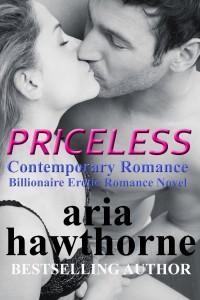 priceless romance novel