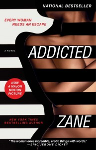 zane addicted romance novel review